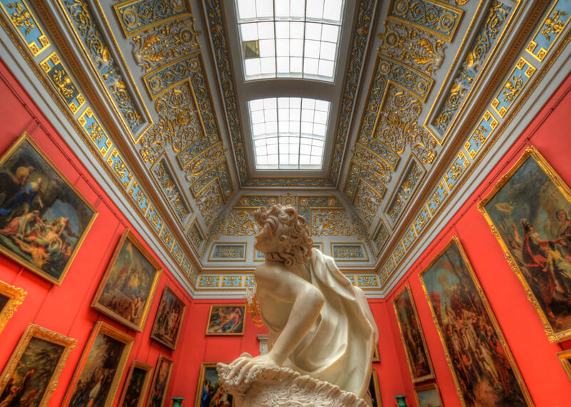 Blinded by the Light - Hermitage Museum