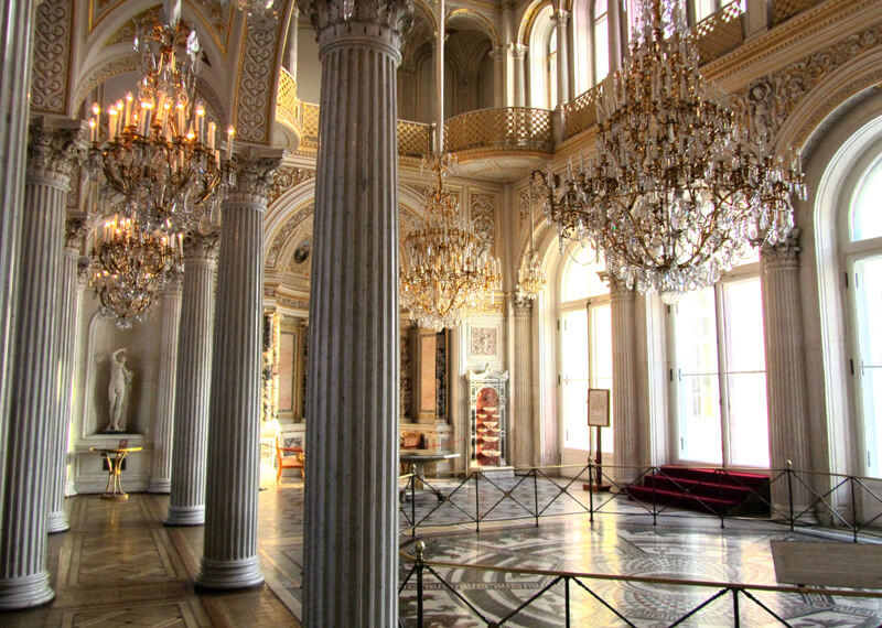 The Winter Palace Pavilion Hall