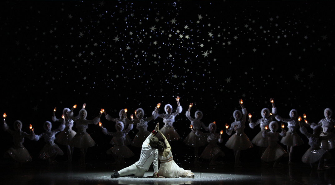 Ballet performances to see in December