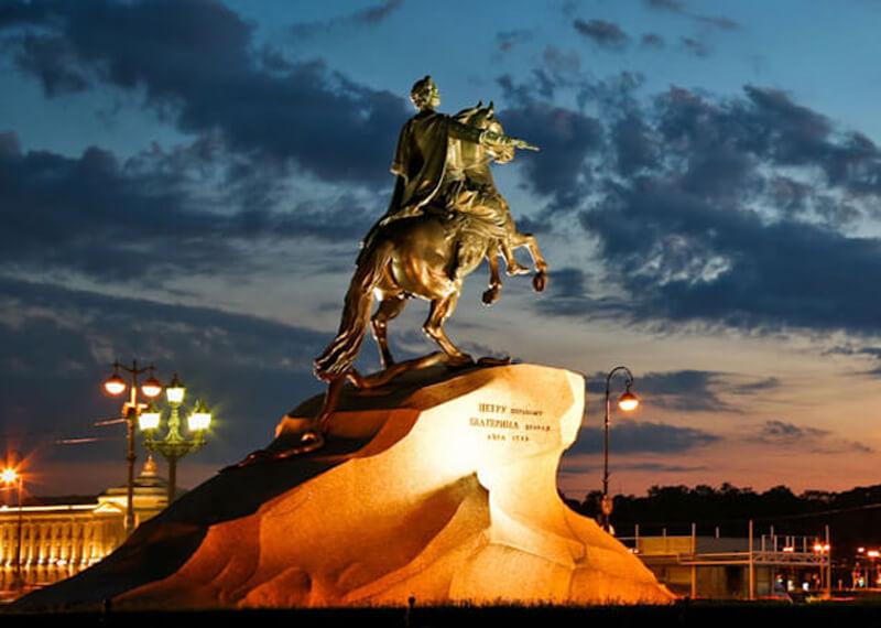 Bronze-Horseman-St.-Petersburg-Russia